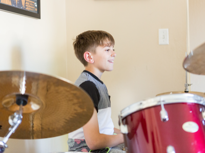 drum lessons san jose