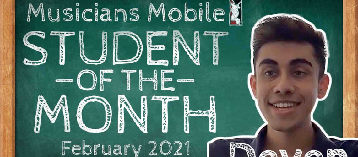 student of the month 2021 february
